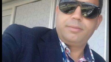 """صورة """"البوكوص"""" رشيد غازي يدخل دائرة الهيادنة بالورود وينافس على المقعد الرئاسي للجماعة"""