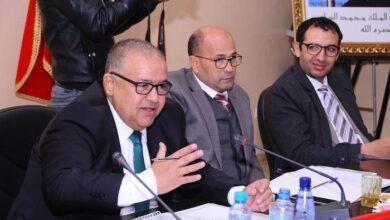صورة عميد البام الحاج عبد الرحيم واعمرو يضع ترشيحه لخوض معركة الإنتخابات التشريعية 2021