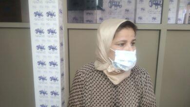 صورة الدكتورة فتيحة الرافعي تقود حملتها الإنتخابية بنجاح